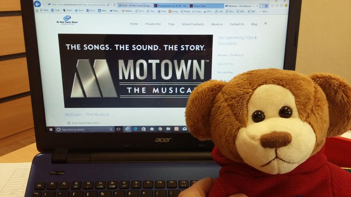 Denzil - Motown