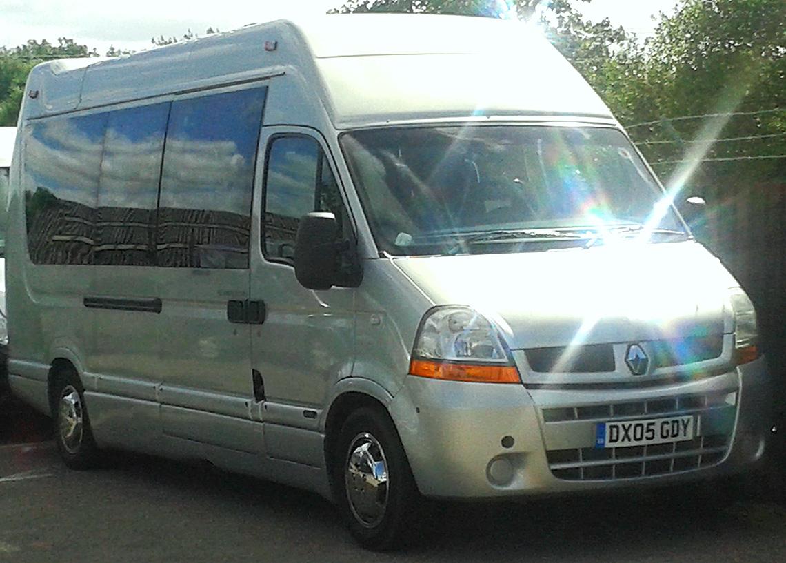 16 Seater Minibuses